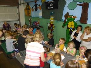 1st Summer Kids Program!